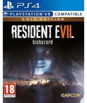 Jeu PS4 Capcom Resident Evil