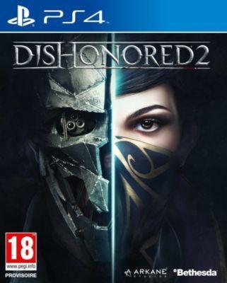 Jeu PS4 Bethesda Dishonored
