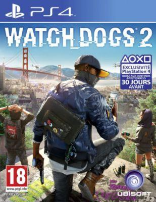 Jeu PS4 Ubisoft Watch Dogs