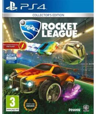 Jeu PS4 Warner Rocket League
