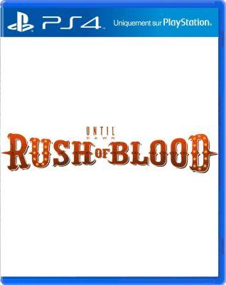 Jeu PS4 Sony Rush of Blood