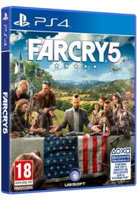 UBSOFT Far Cry 5 - PS4