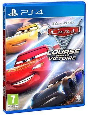 Jeu PS4 Warner Cars 3