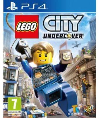 Jeu PS4 Warner Lego City Undercover