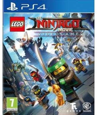Jeu PS4 Warner Lego Ninjago