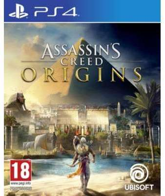 Jeu PS4 Ubisoft Assassin s