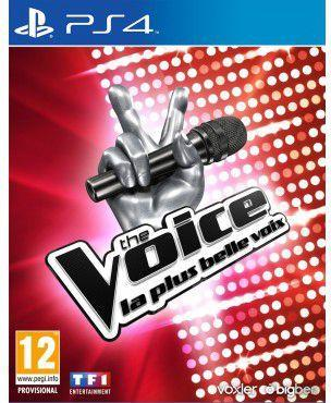 Jeu PS4 Bigben The Voice La