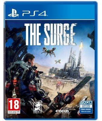 Jeu PS4 Focus The Surge