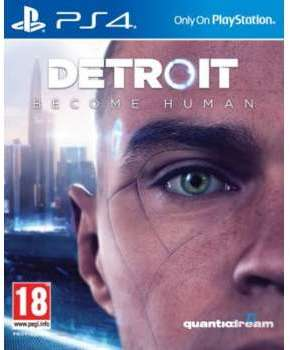 Jeu PS4 Sony Detroit Become