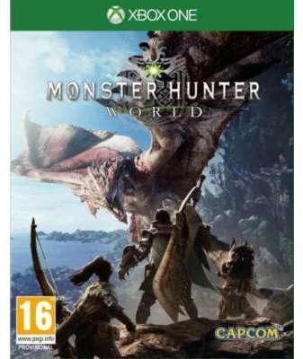 Jeu Xbox One Capcom Monster