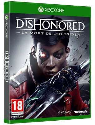 Jeu Xbox One Bethesda Dishonored