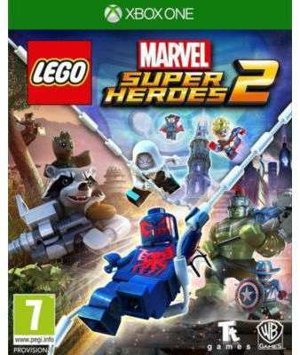 Jeu Xbox One Warner Lego Marvel