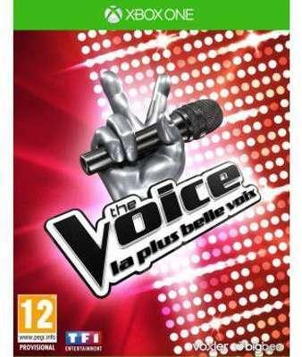 Jeu Xbox One Bigben The Voice