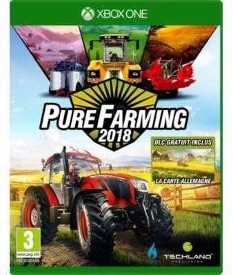 Jeu Xbox One Koch Media Pure