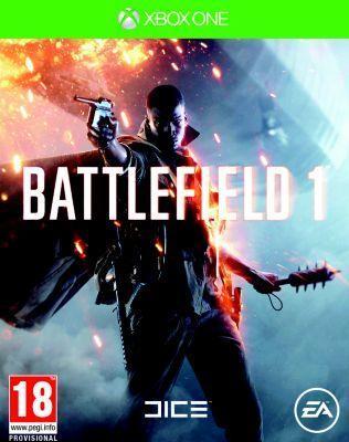 Jeu Xbox One Electronic Arts