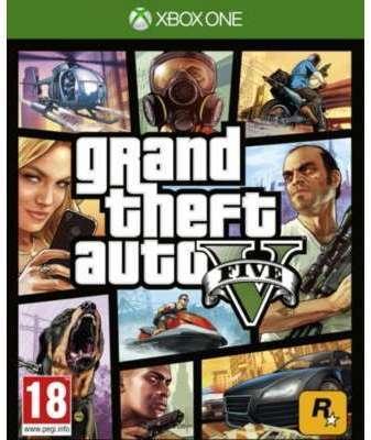 Jeu Xbox One Rockstar Games