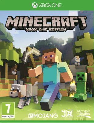 Jeu Xbox One Microsoft Minecraft