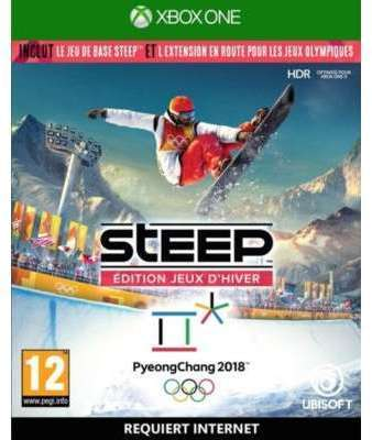 Jeu Xbox One Ubisoft Steep