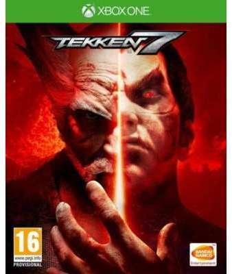 Jeu Xbox One Namco Tekken