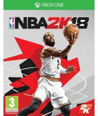 Jeu Xbox One Take 2 NBA 2K18