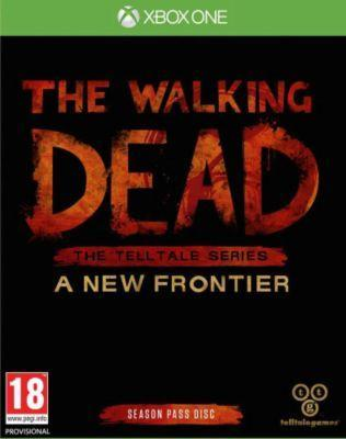 Jeu Xbox One Warner The Walking