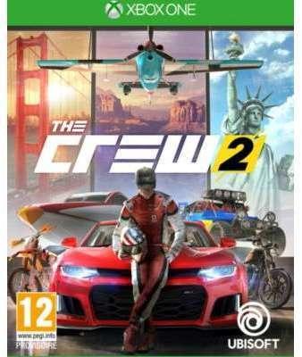 Jeu Xbox One Ubisoft The Crew