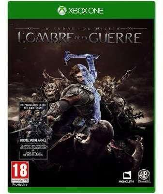 Jeu Xbox One Warner La Terre