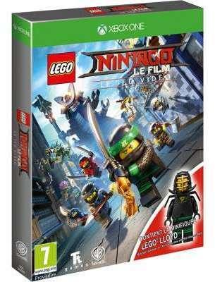 Jeu Xbox One Warner Lego Ninjago