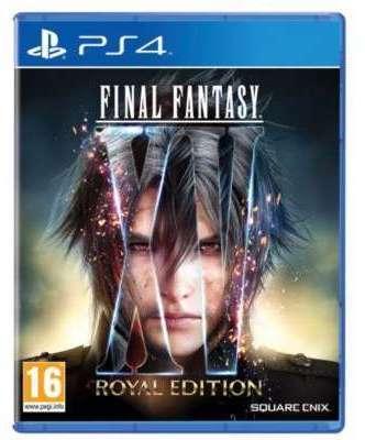 Jeu PS4 Koch Media Final Fantasy