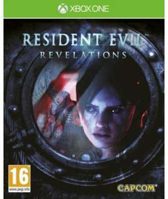 Jeu Xbox One Capcom Resident