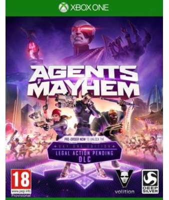 Jeu Xbox One Koch Media Agents