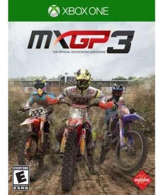 Jeu Xbox One Bigben MXGP 3