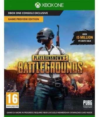 Jeu Xbox One Microsoft PlayerUnknown