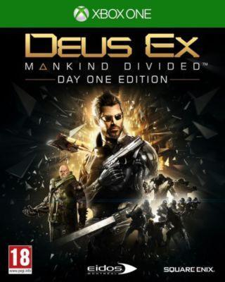 Jeu Xbox One Koch Media Deus