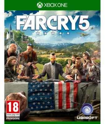 UBSOFT Far Cry 5 - Xbox One