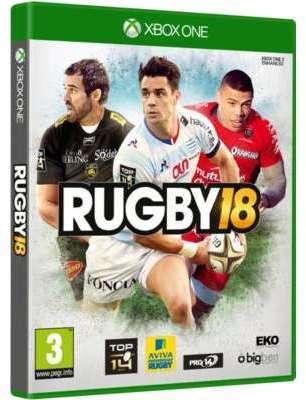 Jeu Xbox One Bigben Rugby