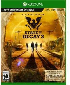 Jeu Xbox One Microsoft State