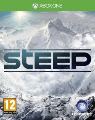 Jeu Xbox One Ubisoft Steep