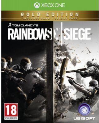 Jeu Xbox One Ubisoft Rainbow