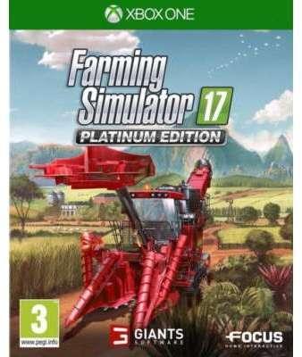 Jeu Xbox One Focus Farming