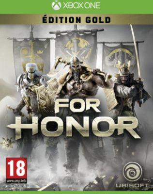 Jeu Xbox One Ubisoft For Honor