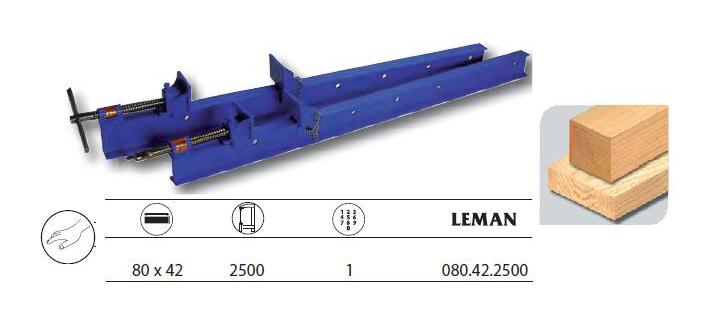 Leman - Serre-joint dormant