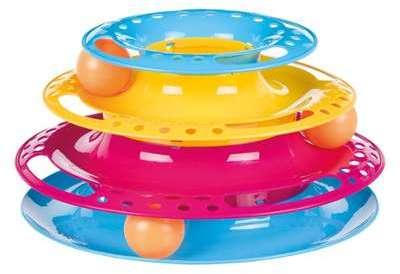 Tour de jeu Trixie en plastique