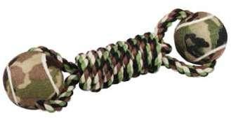 Corde haltère US dog navy
