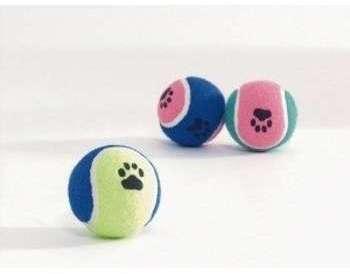 Balles de tennis pour Chiens