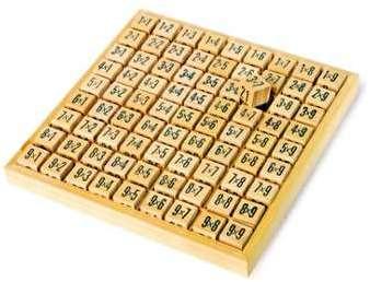 Recherche calcul du guide et comparateur d 39 achat - Table de multiplication jeu ...