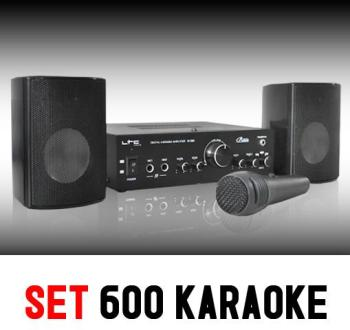 LTC Star One Pack Karaoke