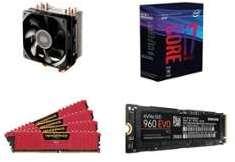 Kit upgrade série 8700K (MSI
