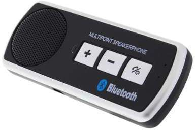 Kit main libre voiture Bluetooth