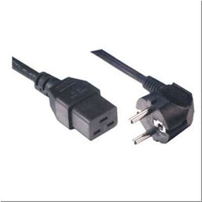 MCL Power Cable Black 3 0m